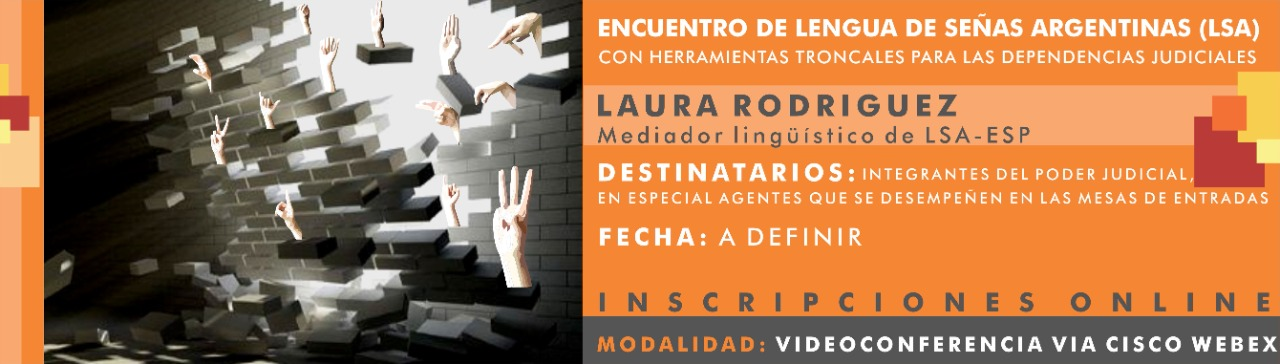 Encuentro de lenguas de señas Argentinas (LSA)